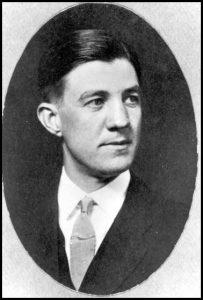 Stephen Capps portrait